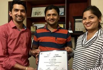Dr. Anil & Uttam