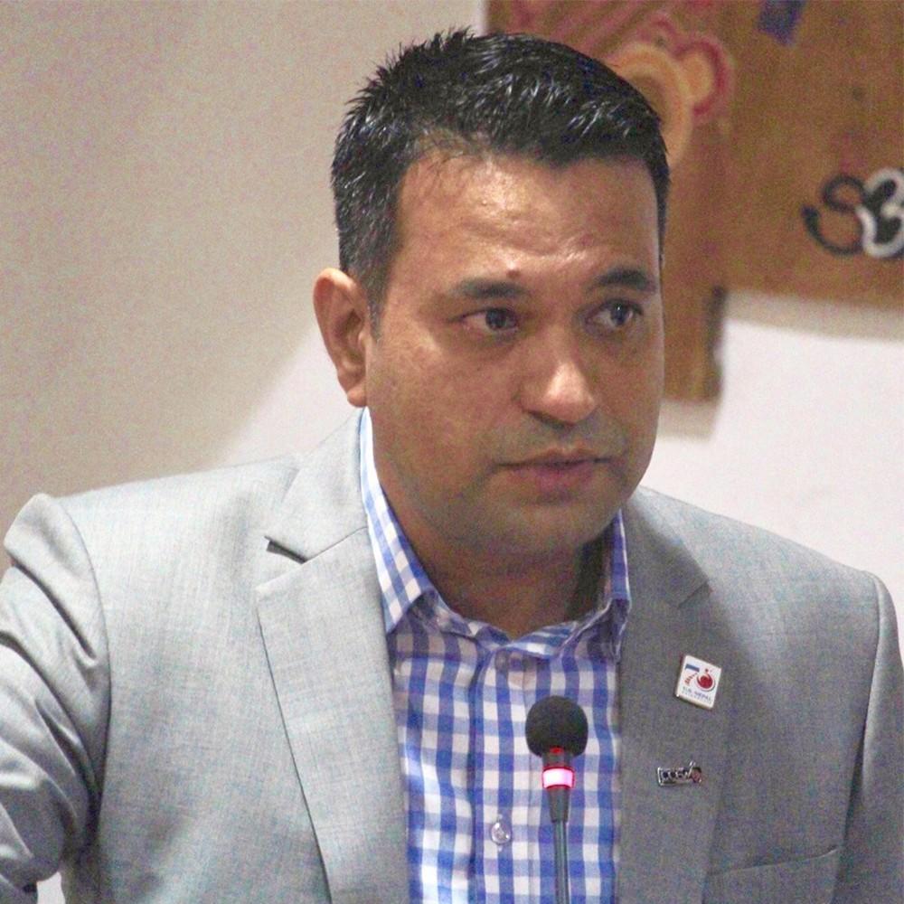 Dr. Bishal Dhakal