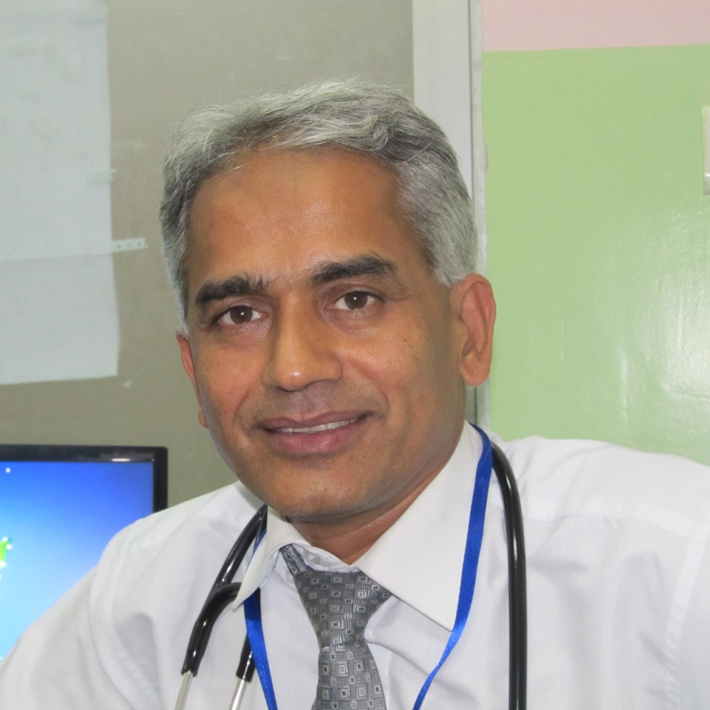 Dr. Bhagwan Koirala